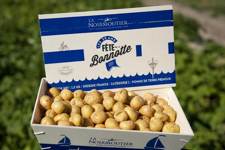 Картопля La Bonnote