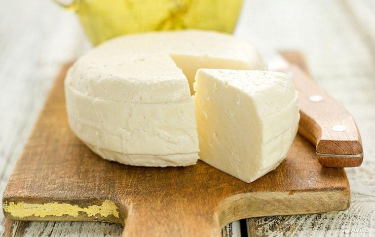 Сир з молока лося