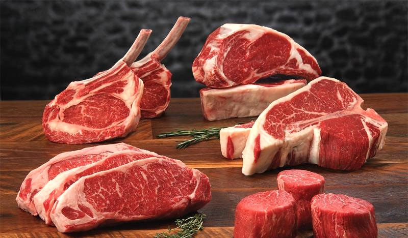 Мармурове мясо