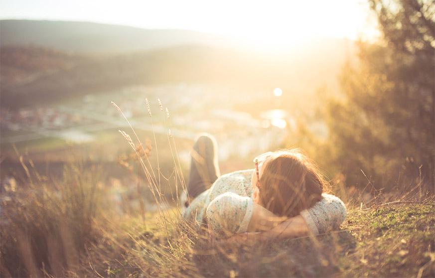 Розслабляємося природніми способами