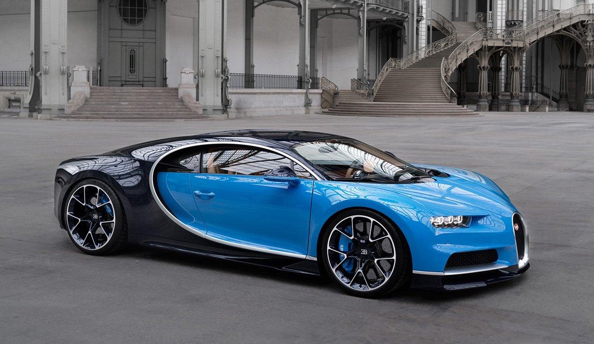 Bugatti Chiron - фото 2