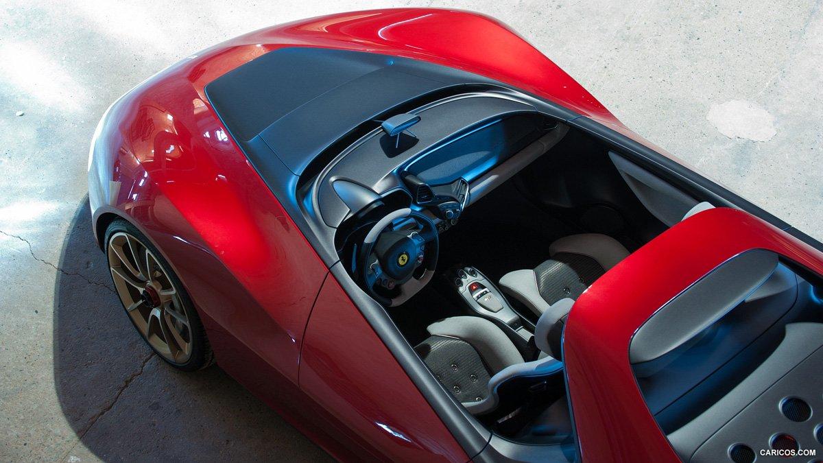 Ferrari Pininfarina Sergio 2