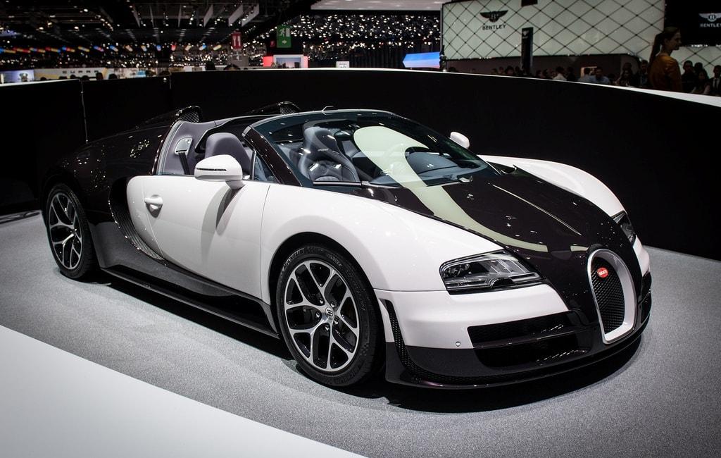 Bugatti Veyron від Masory Vivere