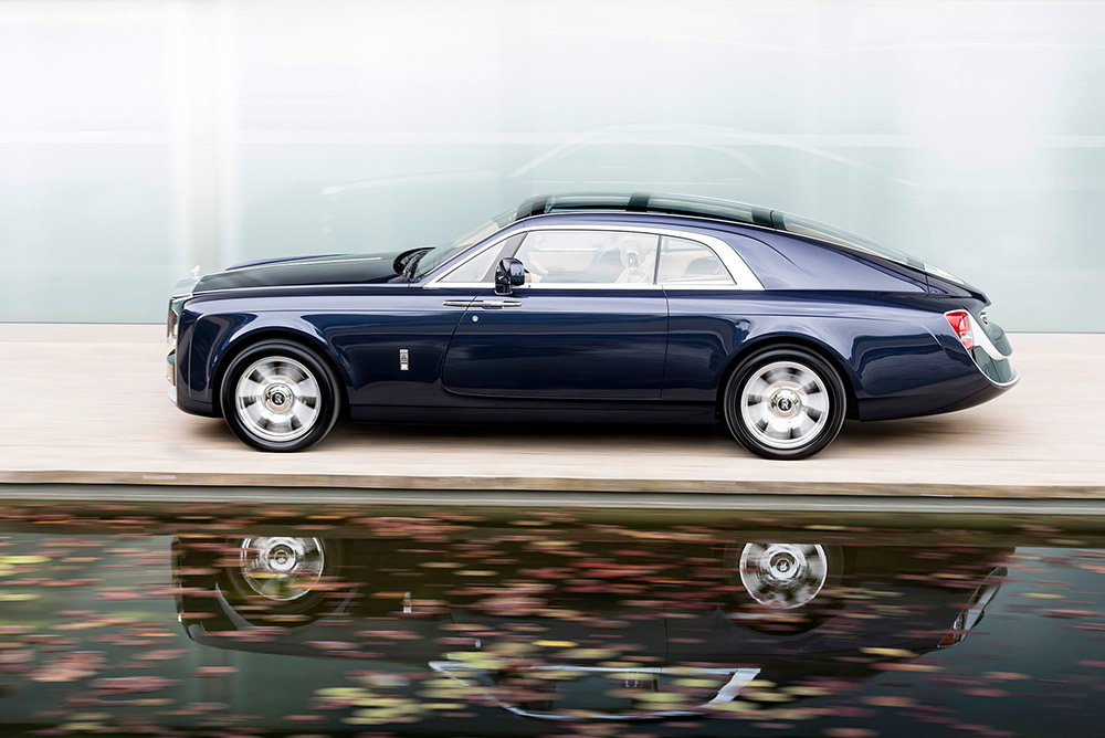 Sweptail by Rolls Royce 2
