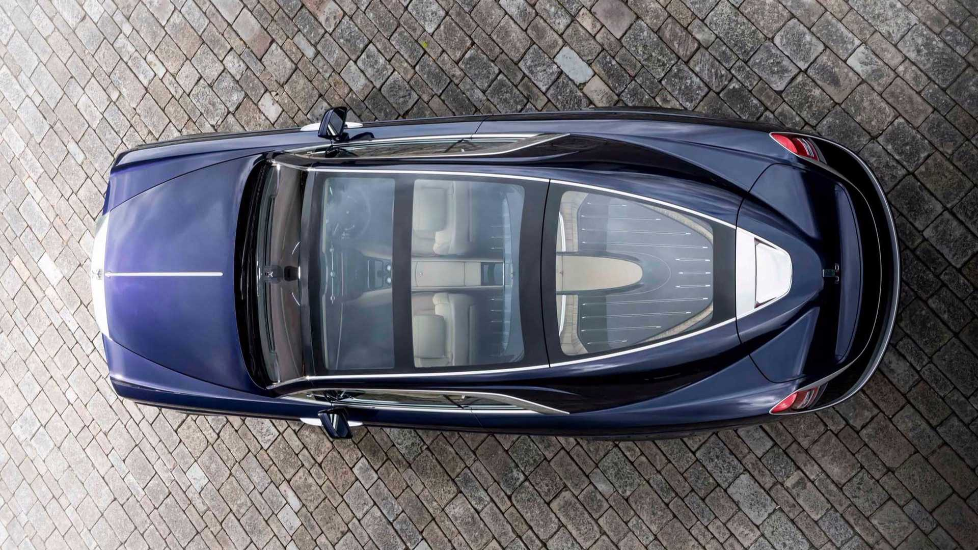 Sweptail by Rolls Royce 3