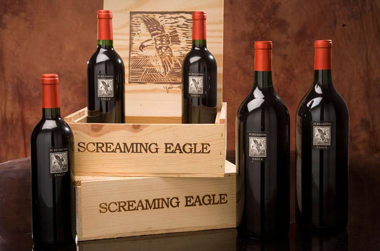 Screaming Eagle Cabernet Sauvignon 1992