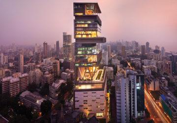 Antilia Tower, Mumbai