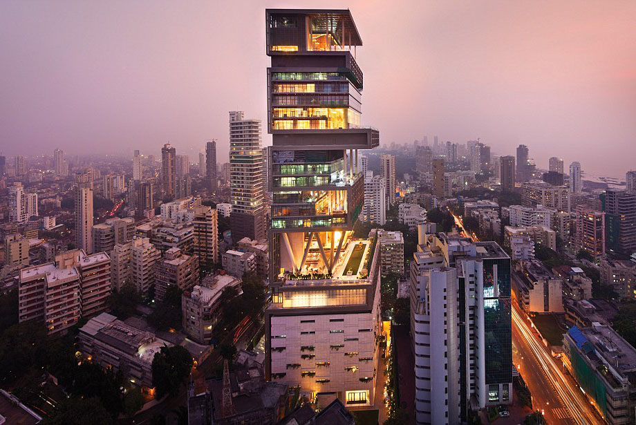 Antilia Tower, Mumbai