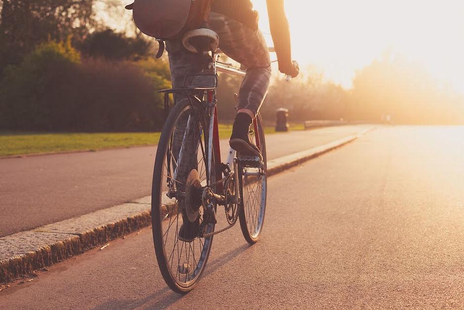 Поїздка на роботу на велосипеді