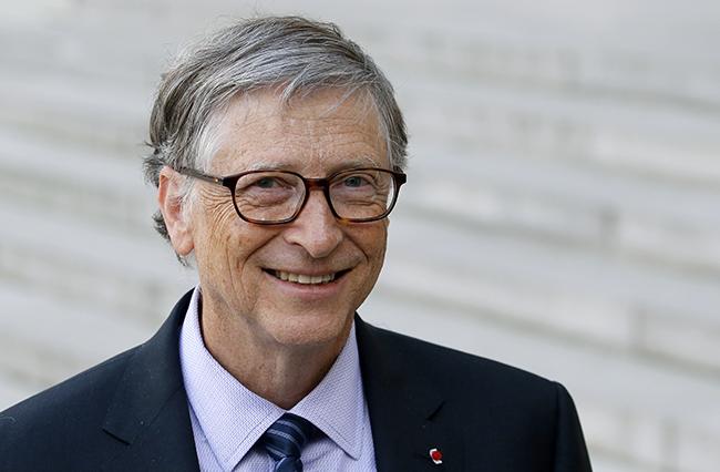 Білл Гейтс фото