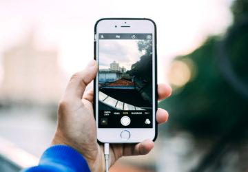 Фотобібліотека на iPhone