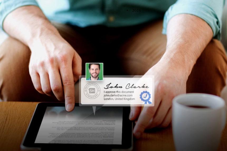 Електронно-цифровий підпис (ключ)