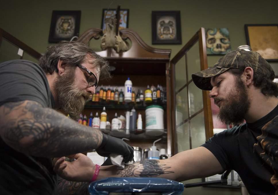 Татуировки как символ принадлежности к субкультуре