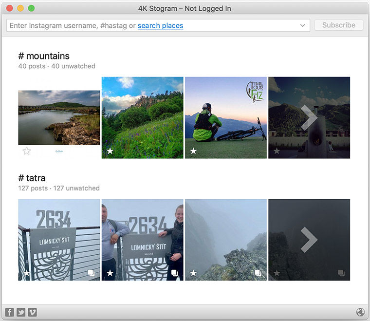 4K Stogram программа