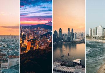 Вартість життя у різних містах світу