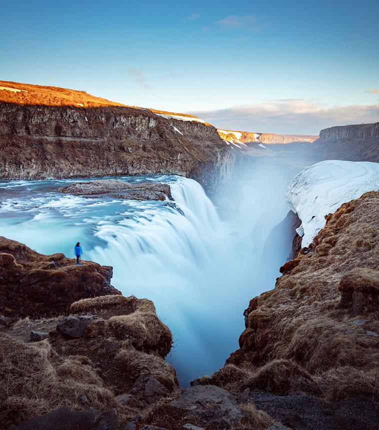 Guilfoss waterfall