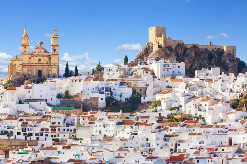 Місто Кадіс в Іспанії