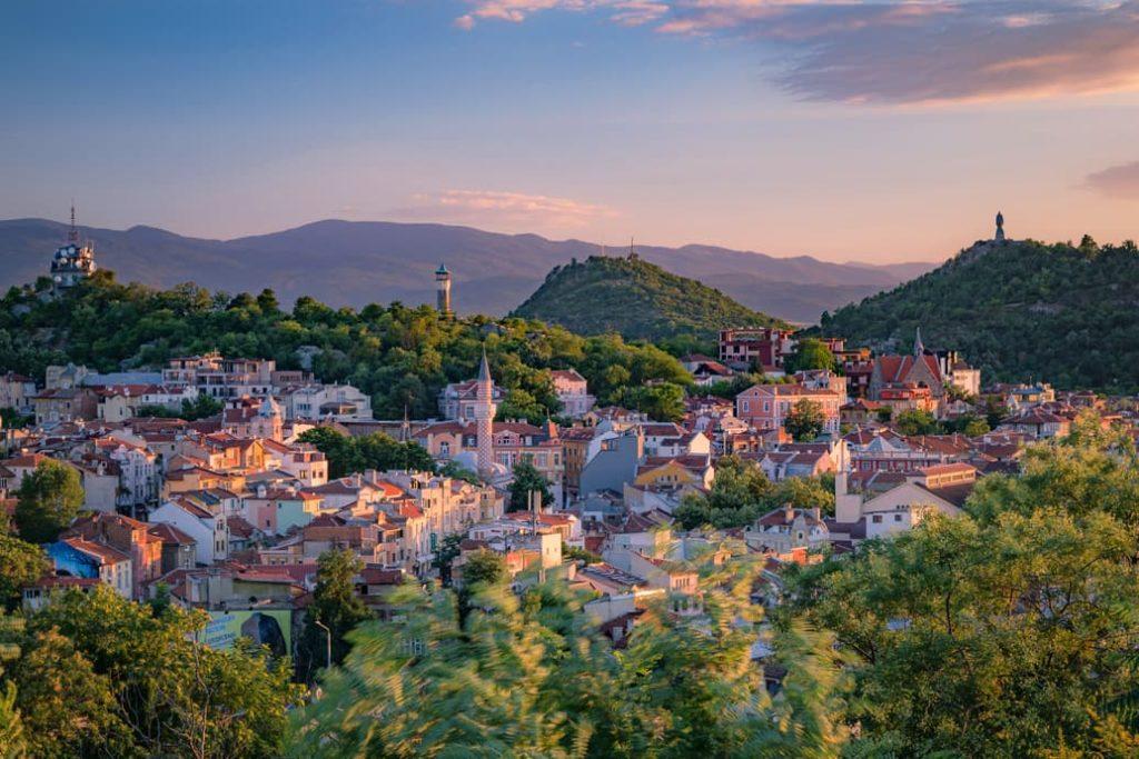 Місто Пловдив