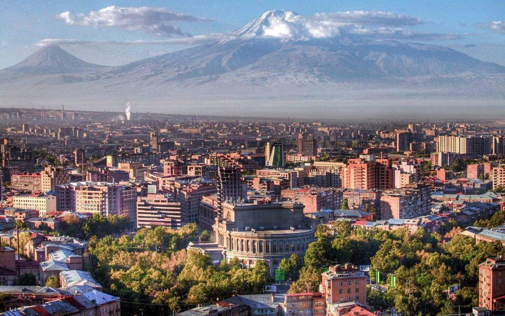 Єреван - столиця Вірменії