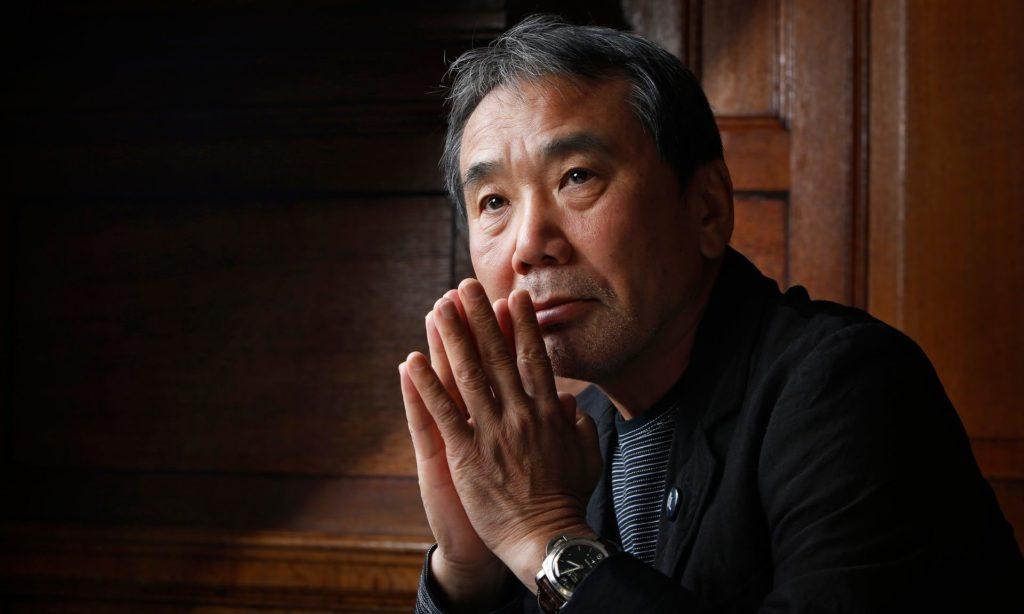 Письменник Харукі Муракамі