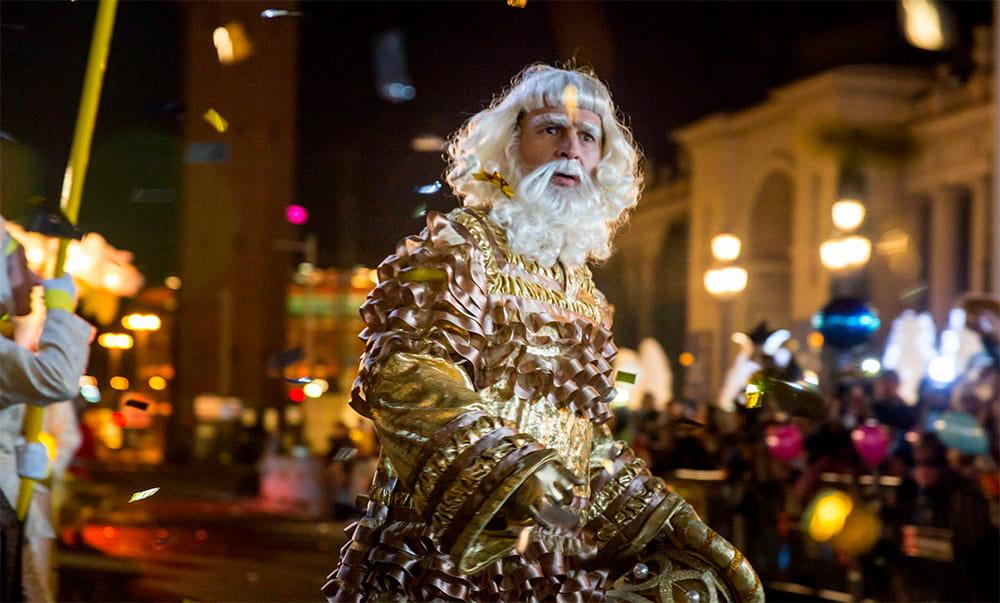 Різдвяна ніч в Барселоні