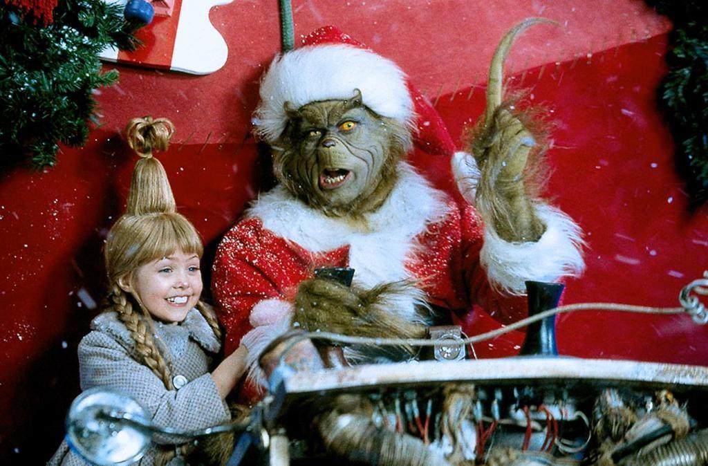 Грінч - викрадач Різдва