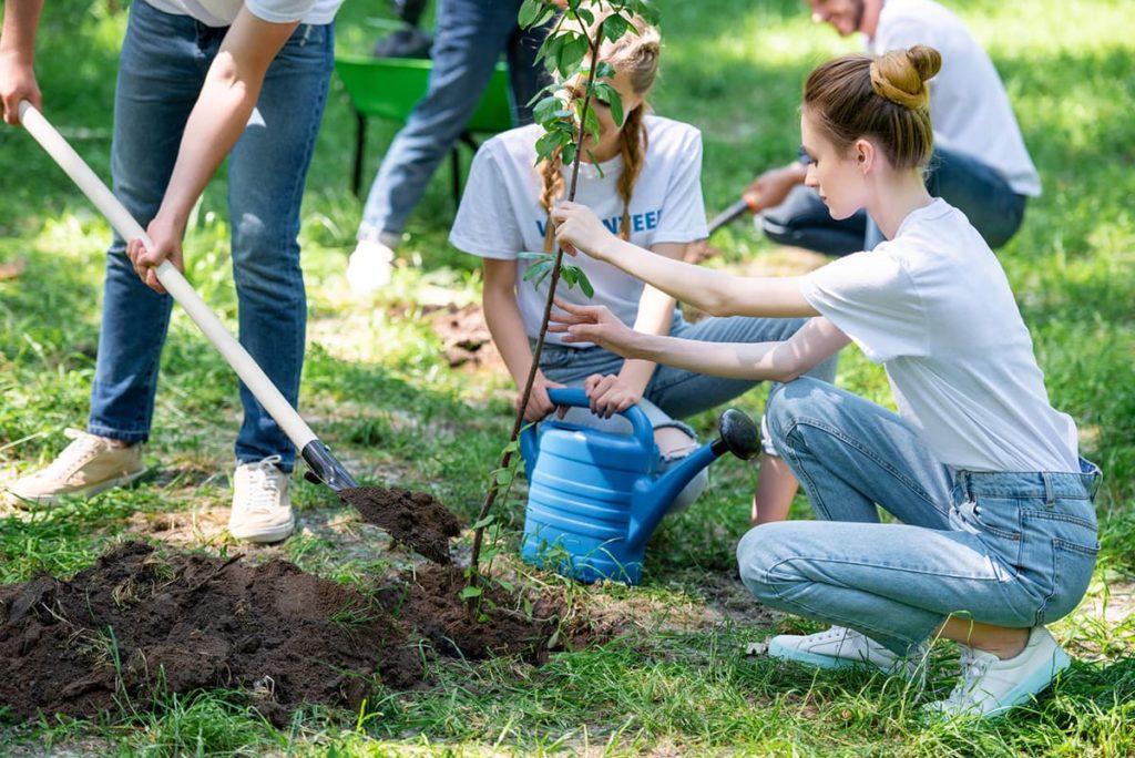 Заняття волонтерством