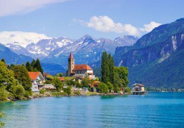 Найкрасивіші країни світу