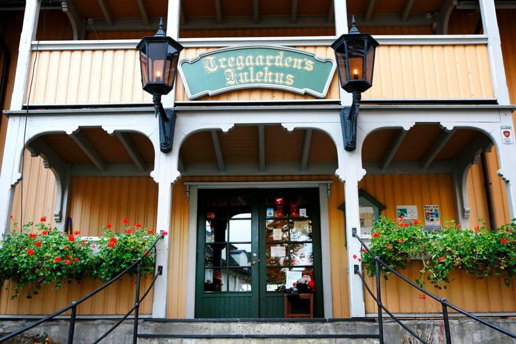 Магазин Tregaarden's Julehus
