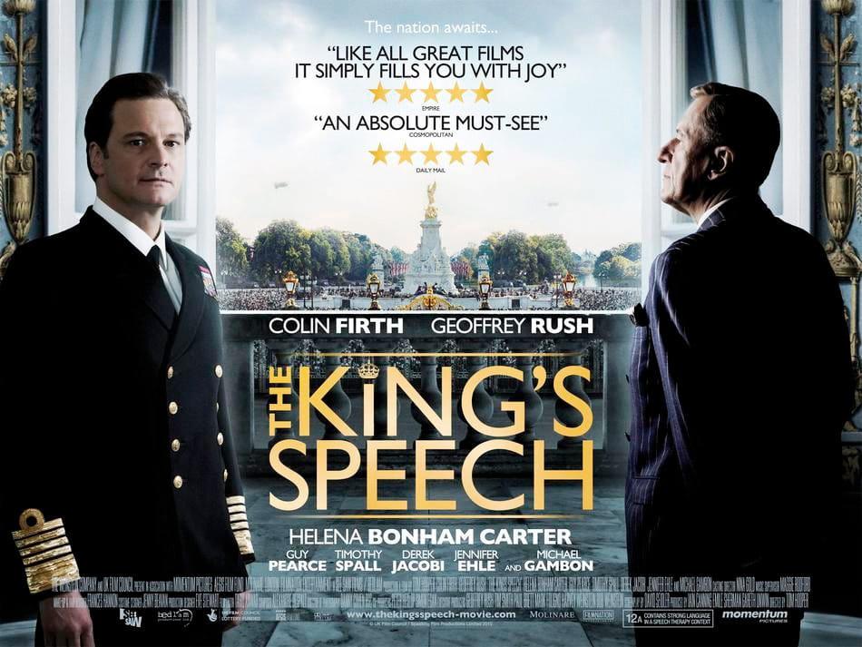 «Король говорить!» - кінофільм