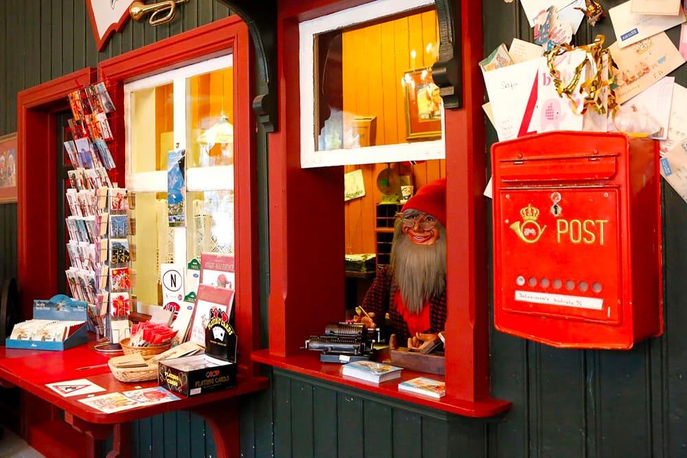 Поштове відділення Санта-Клауса