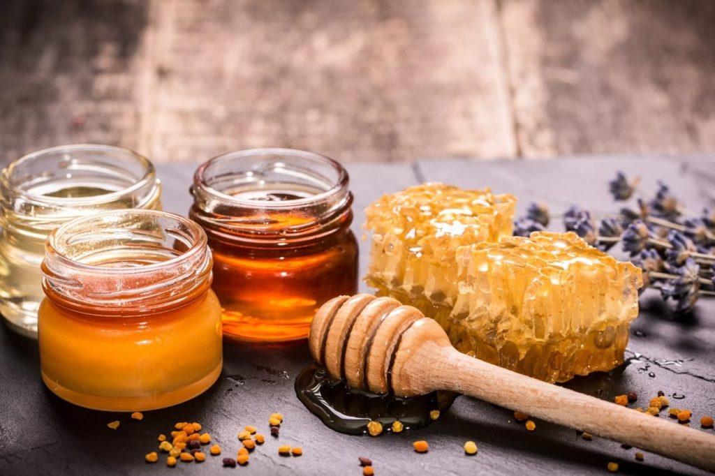 Мед і соти