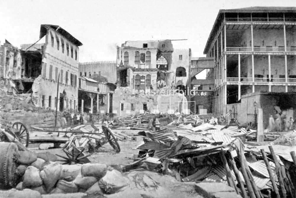 Кінець найкоротшої в історії війни