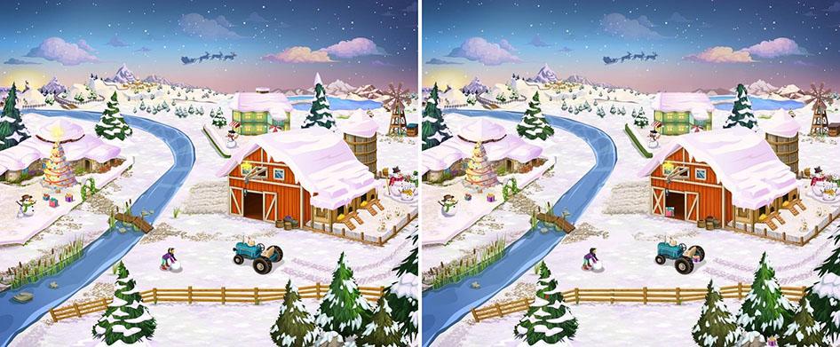 Картинки між якими треба знайти різницю