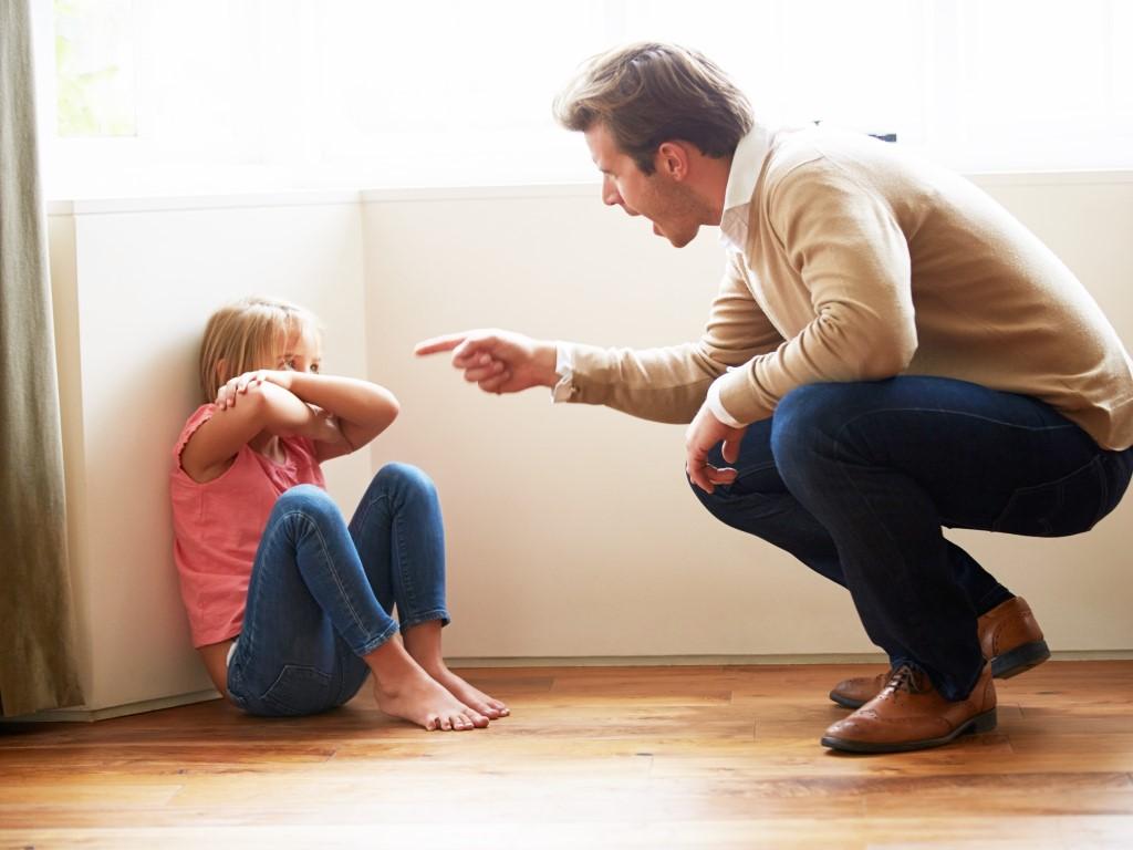 Страх перед батьками