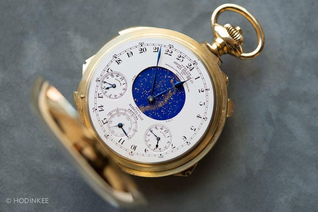 Годинник Patek Philippe Supercomplication фото