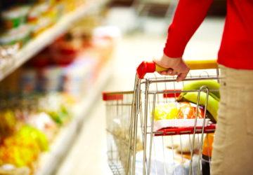 Економія на покупках в супермаркеті