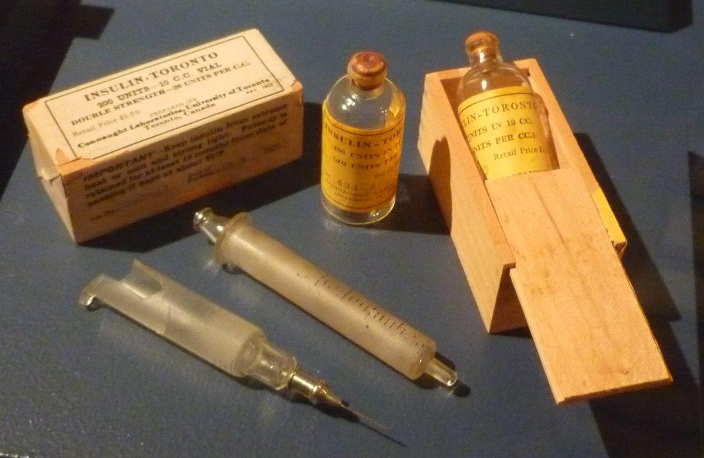 Відкриття інсуліну