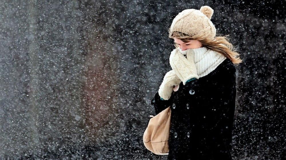 Переохолодження на вулиці