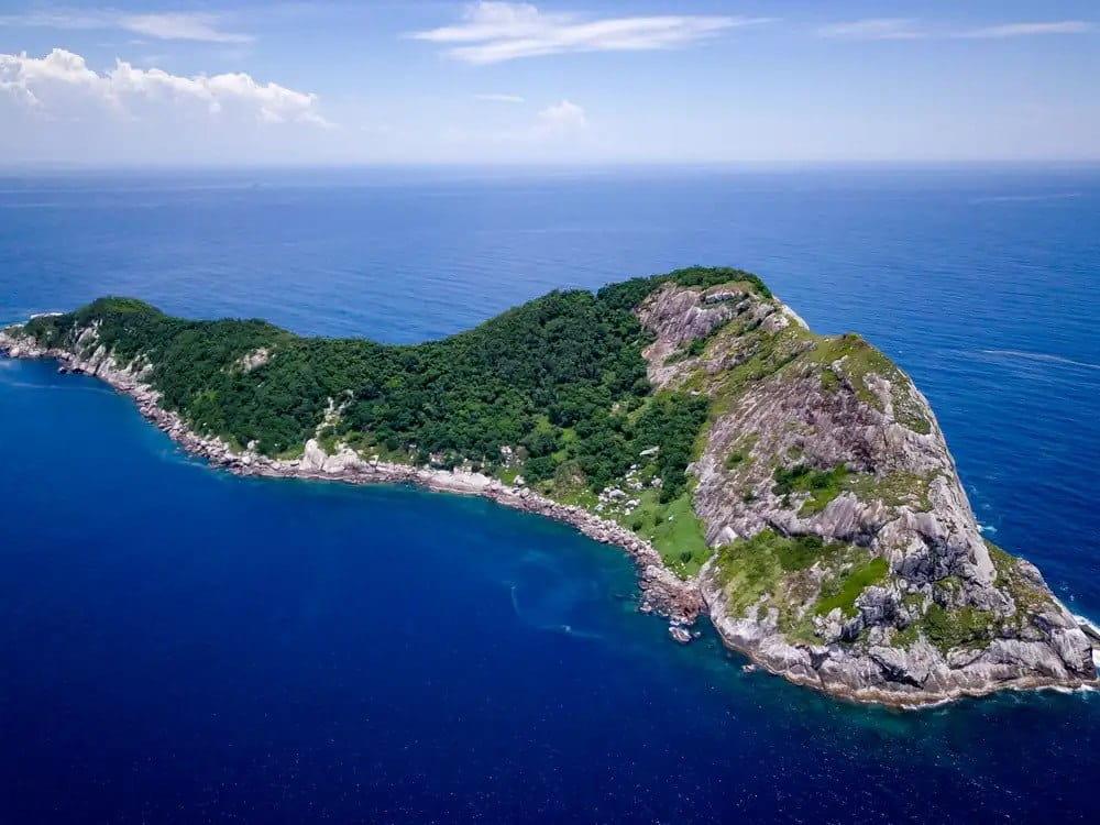 Фото - острів Кеймада-Гранді