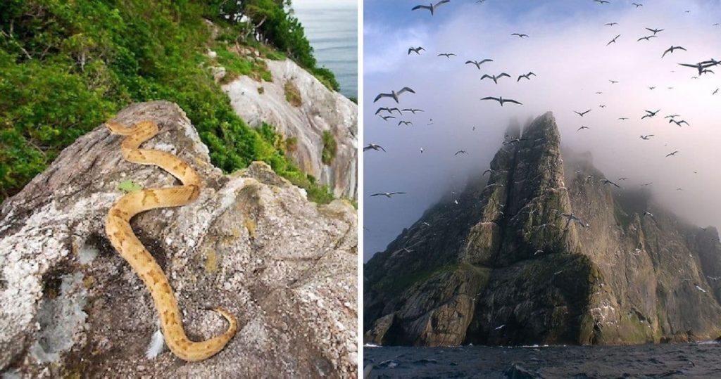 Найвіддаленіші острови на Землі