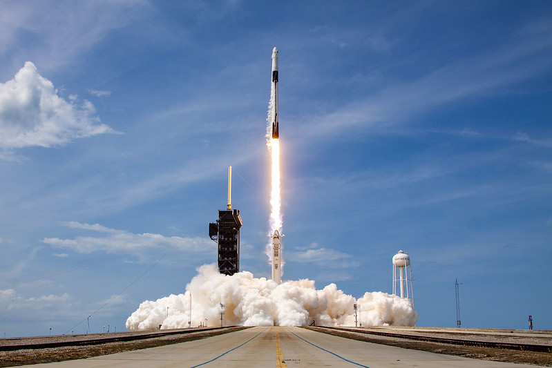 Ракета Falcon від SpaceX