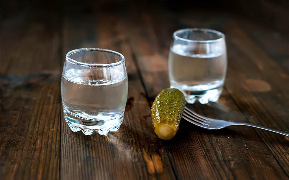 Горілка і як її пити