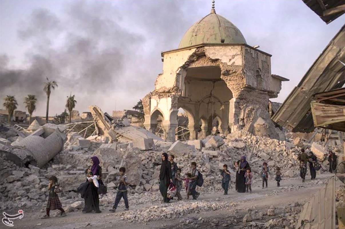 Мечеть ан-Нурі в Іраку