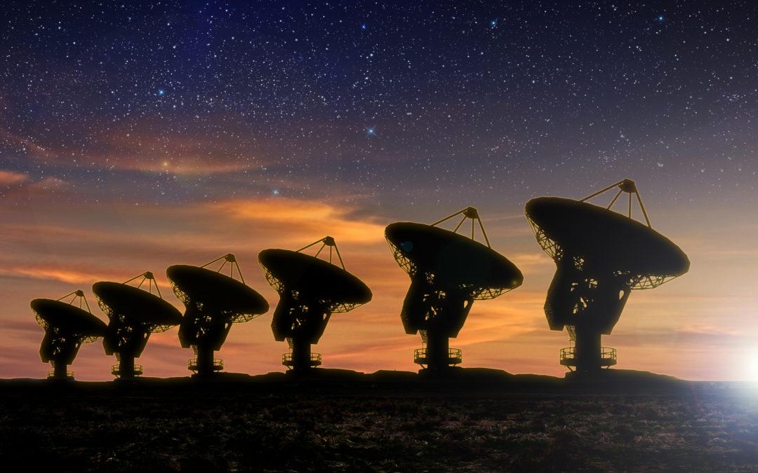Програма пошуку позаземних цивілізацій
