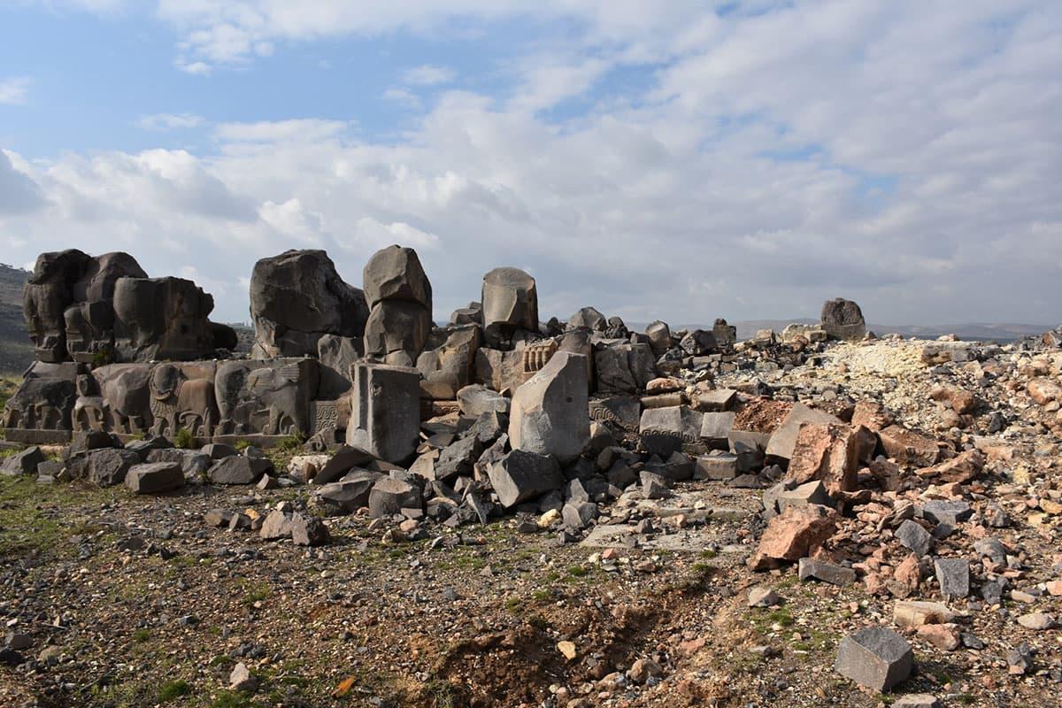 Храм Айн Дара в Сирії, фото 2