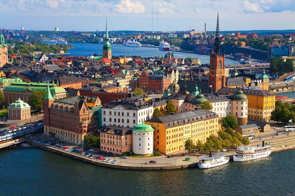 Осло - столиця Норвегії