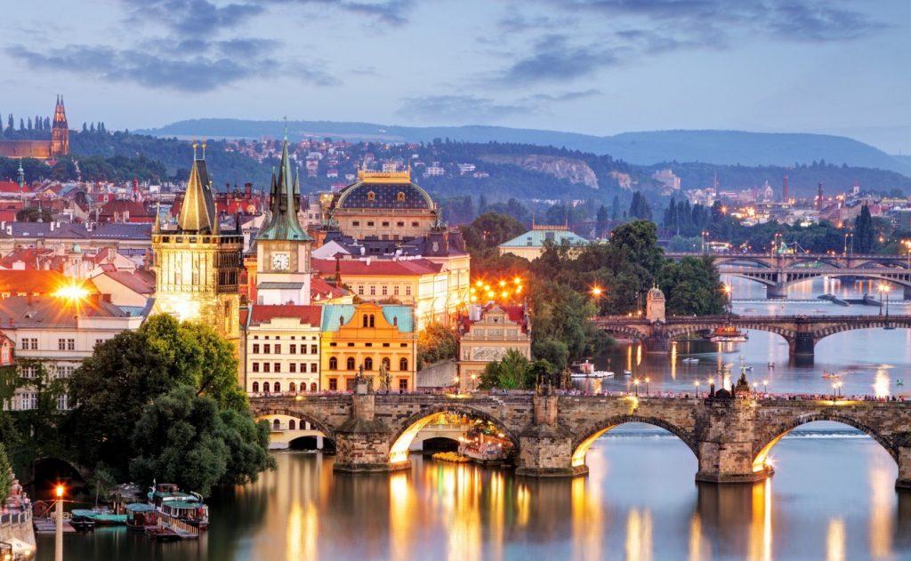 Прага - одне з найбезпечніших міст Європи