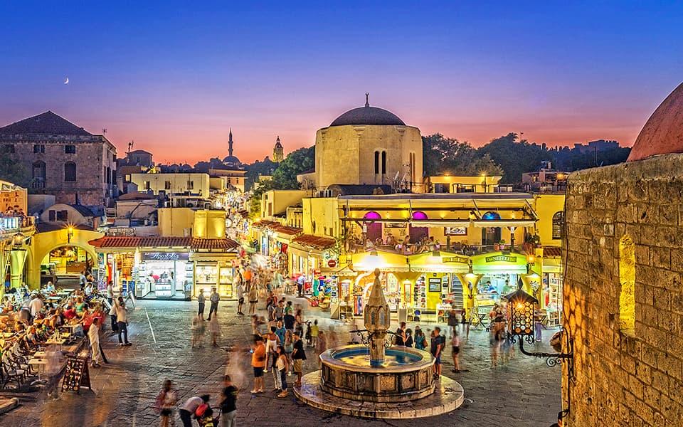 Родос у Греції (фото)