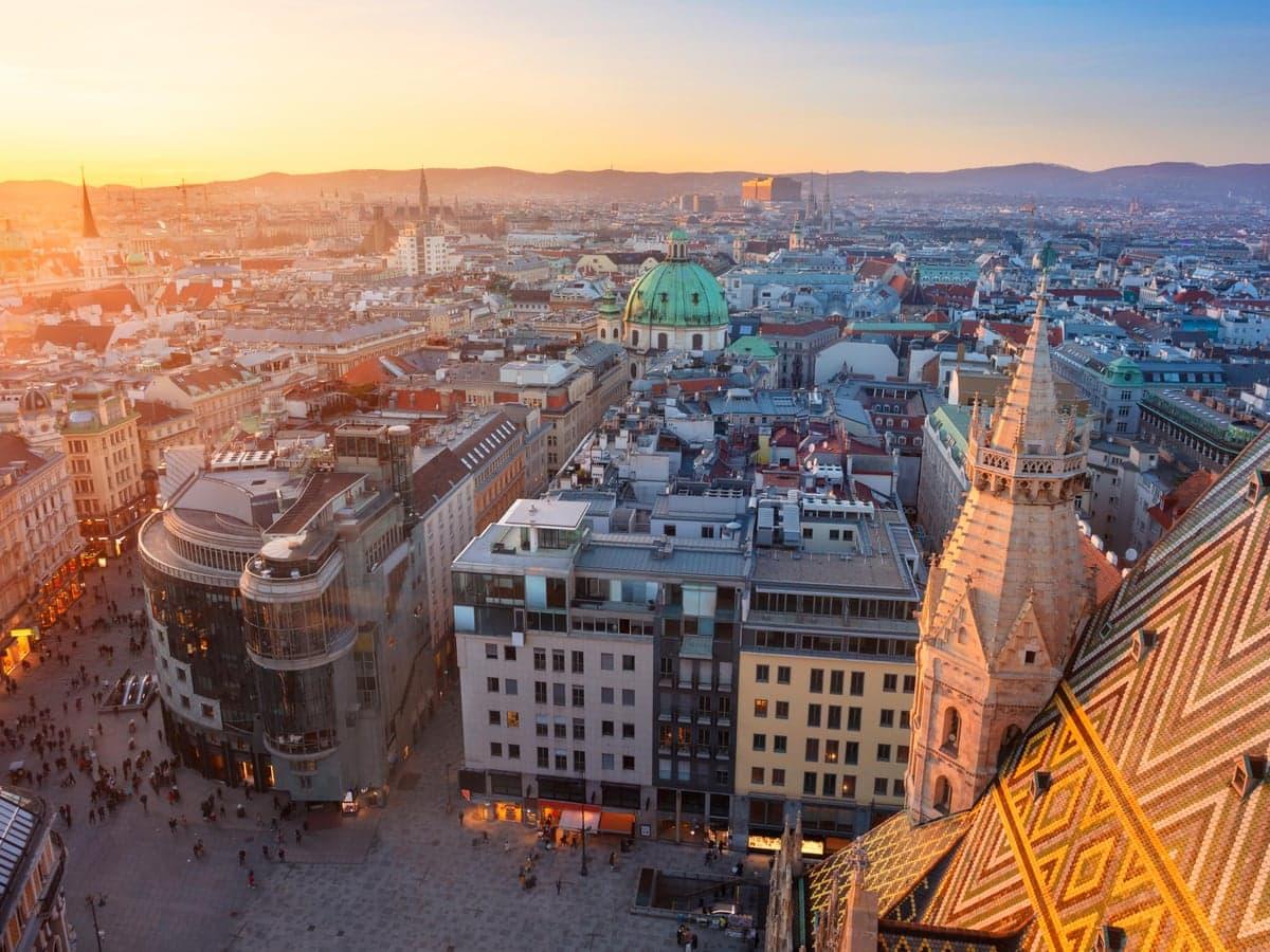 Місто Відень